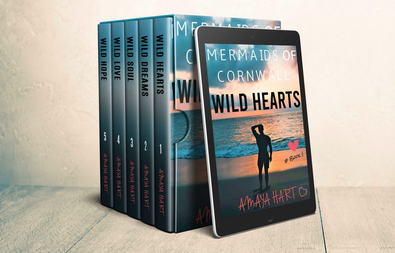 Mermaids of Cornwall by Amaya Hart